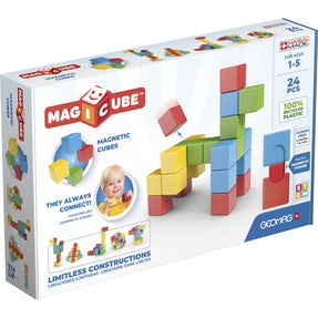 Geomag Magicube Full Color Recycled 24