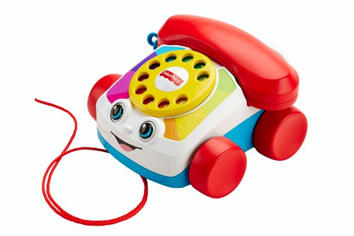 Fisher-Price® Legetøjstelefon