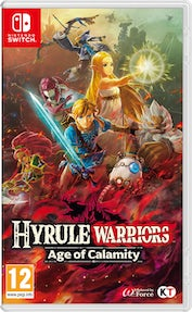 Switch: Hyrule Warriors - Age of Calamity