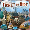 Ticket to Ride France - Old West 6