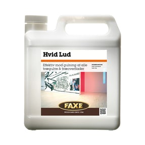 FAXE hvid lud - 1 liter
