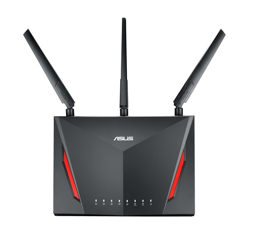 Asus router rt-ac86u dual band