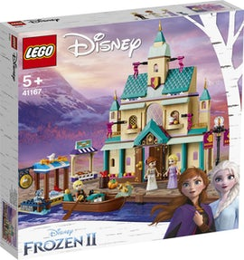 LEGO Disney Frost 2 Arendal slotsby 41167