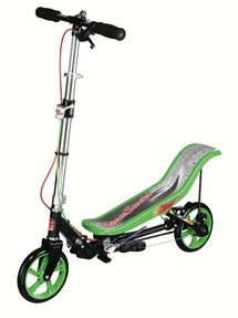 Space Scooter Deluxe X590 - grøn