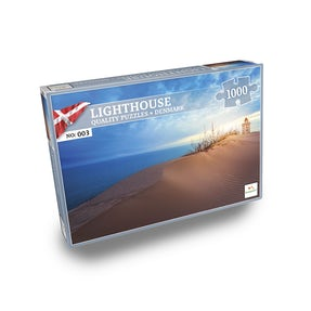 Puslespil Lighthouse 1000p