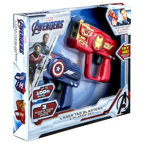 Avengers Laser Tag Blasters