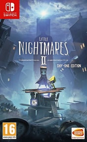 Switch: Little Nightmares 2