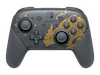 Switch Pro Controller Monster Hunter Rise Edition