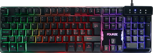 Fourze GK120 gaming keyboard