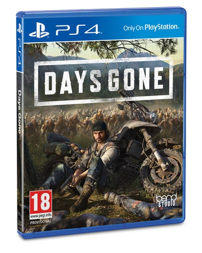 PS4: Days Gone Standard Edition