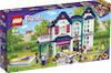 LEGO® Friends Andreas families hus 41449