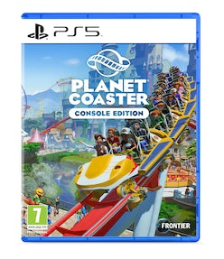 PS5: Planet Coaster