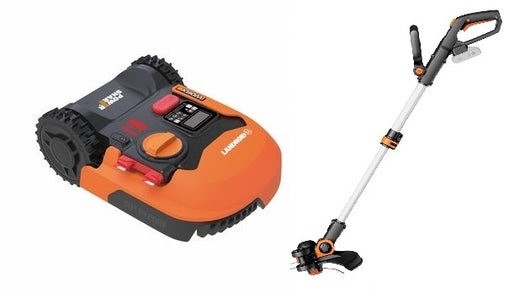 <BR>Worx M700 inkl. trimmer