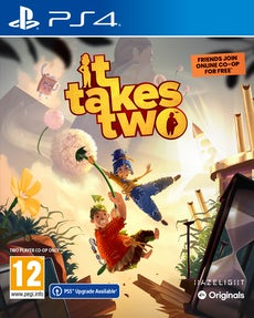 PS4: It Takes Two