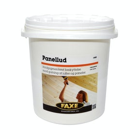 FAXE panellud hvid - 4 liter