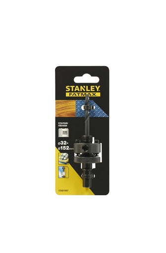 Stanley centerbor 6.3mm