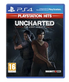 PS4 HITS Uncharted The Lost Legacy