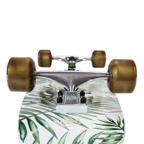 Redo Shorty Cruiser skateboard - Green Palm