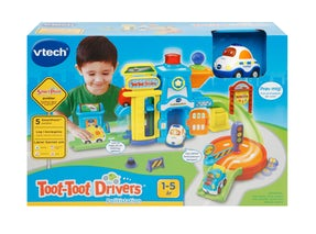 Vtech Toot Toot Drivers politistation