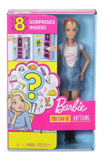 Barbie-karrieredukke