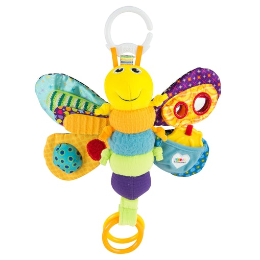 Lamaze sommerfugl rangle