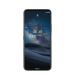 Nokia 8.3 5G - Android One - polarnat - 5G - 128 GB - GSM - smartphone