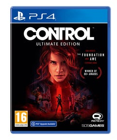 PS4: Control Ultimate Edition
