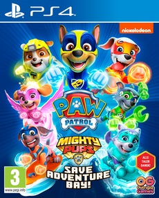 PS4 Paw Patrol Mighty Pups