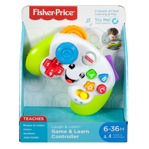 Fisher-Price® Laugh & Learn® Game & Learn-controller